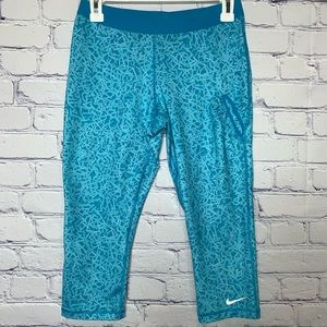 2/$25 NIKE | Women's Dri - Fit Leggings Size Small